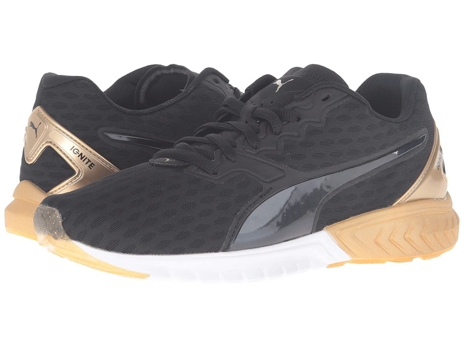 PUMA Ignite Dual GoldCheap and distinctive eye-catching shoes