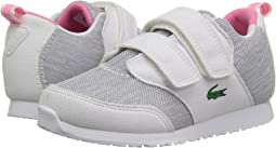 Lacoste Kids - L.ight 118 4 (Toddler/Little Kid)