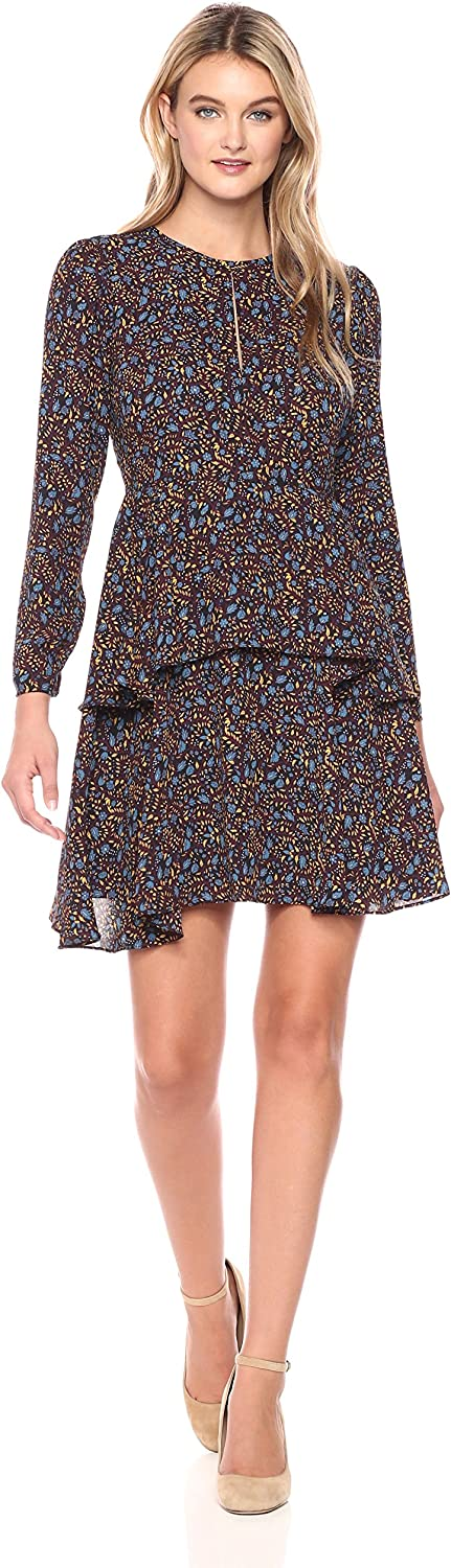 Catherine Malandrino Womens Deneed Dress Dress
