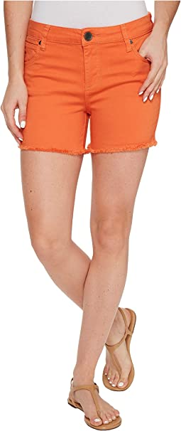 Gidget Frey Shorts in Orange
