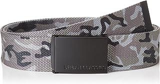 URBAN CLASSICS, Cinturón Canvas Unisex, Cinturón para Homb