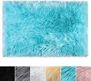 Best small furry rug Reviews