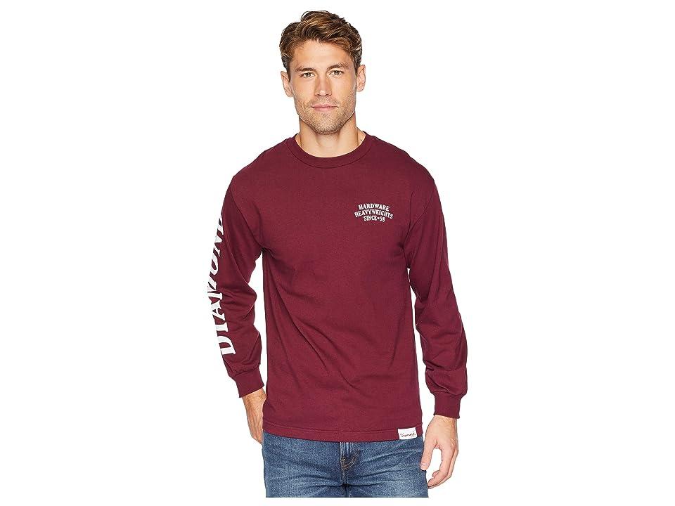 Diamond Supply Co. - Diamond Supply Co. Bulldog Long Sleeve T-Shirt
