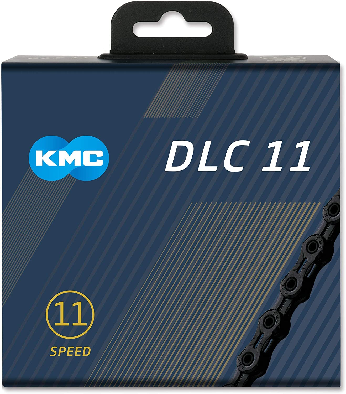 KMC DLC11 11-fach Fahrradkette //// 118 Glieder