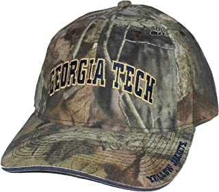 Georgia Tech Yellow Jackets One Size FIts NCAA Hat Cap - Support our Troops