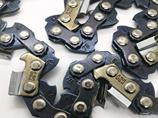 "18/"" Chainsaw Chain Blade 3//8LP .050 64DL Semi-Chisel Homelite Bandit 240 Y64 S64"