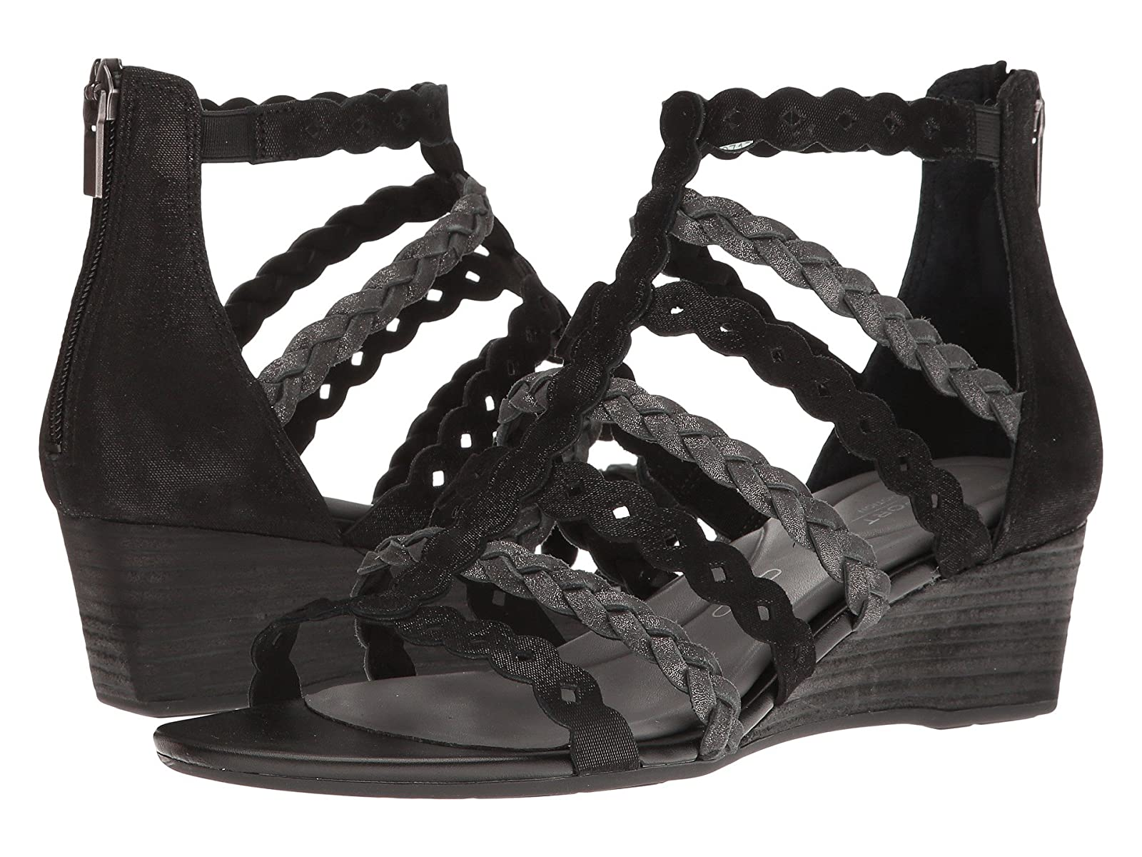 Rockport Total Motion 55mm Wedge Gladiator SandalCheap and distinctive eye-catching shoes