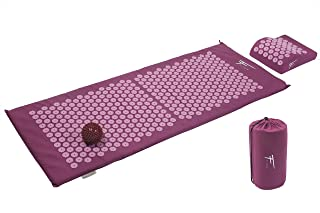 Fitem Kit de acupresión XL - Cojín + Esterilla de acupresi