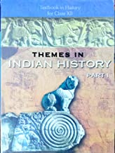NCERT textbook class 12 history part 1; Themes in Indian history (get a 3 colour Book mark FREE)
