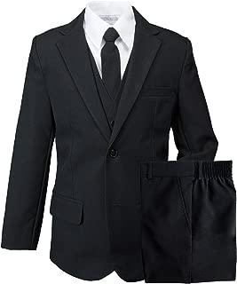 Big Boys' Modern Fit Dress Suit Set