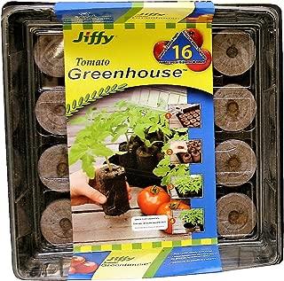 Ferry Morse/Jiffy Jiffy 60mm Tomato Starter Greenhouse 16 - J616