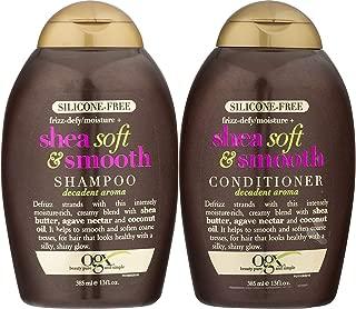 ogx shea soft and smooth shampoo