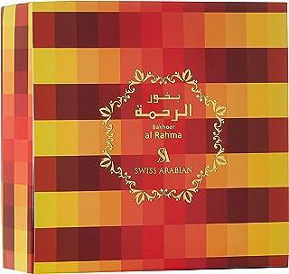 Swiss Arabian Bakhoor Al Rahma For Unisex, 25 Tablets, 100 gm