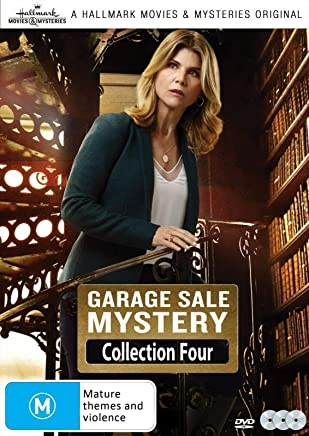 Garage Sale Mysteries: Collection 4 (DVD)