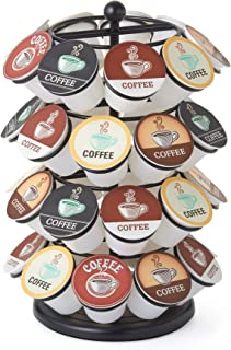 Nifty Solutions 36 Pack Storage Coffee Pod Carousel,...