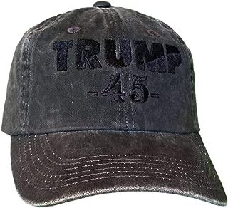Trump 45 Hat - Trump Cap