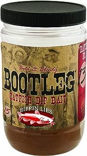 Rippin Lips Bootleg Blood Dip Bait