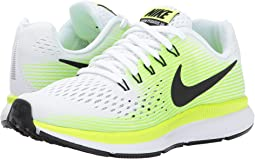 View More Like This Nike Kids - Zoom Pegasus 34 (Little Kid/Big Kid)