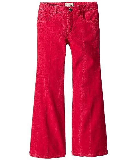Gucci Kids Corduroy Flared Pants (Little Kids/Big Kids)