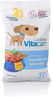 Vitacan Cachorro Croqueta, Alimento para Perro Formulado con Antioxidantes, DHA y Pre/Probióticos 10 Kg
