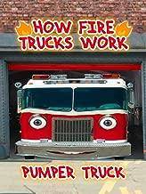 How Fire Trucks Work - Pumper Truck
