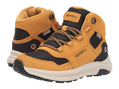 Merrell Kids Ontario 85 Waterproof (Little Kid/Big Kid) (Wheat) Boys Shoes