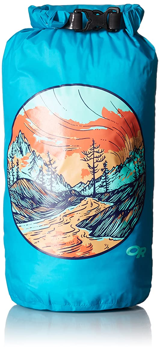 Outdoor Research Graphic Dry Sack 10L Alpenglow