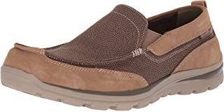 Skechers Men's Relaxed Fit-Superior-Milford Loafer