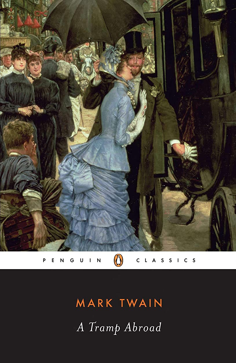 比較悲劇遺産A Tramp Abroad (Penguin Classics) (English Edition)