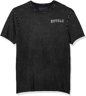 Buffalo David Bitton Men's Short Sleeve Americana Tee