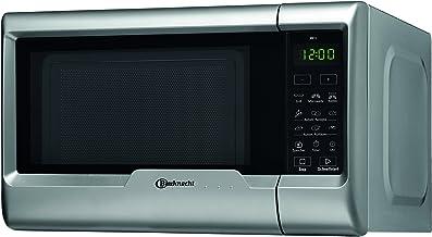 Bauknecht MW 122 SL - Microondas con función grill y receta + Whirlpool STM008 - Accesorios para microondas/Recipiente para cocinar al vapor para microondas (rectangular) microondas plata