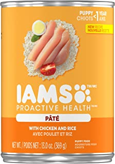 Iams Proactive Health Wet Dog Food Chicken - Puppy