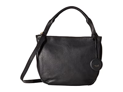 The Sak The 120 Small Hobo by The Sak Collective (Black) Hobo Handbags