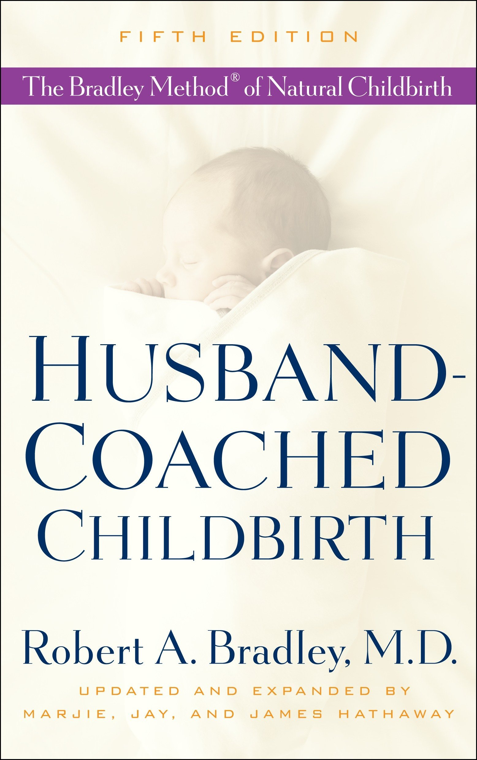 Image OfHusband-Coached Childbirth (Fifth Edition): The Bradley Method Of Natural Childbirth