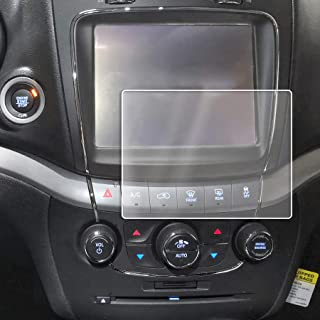 Red Hound Auto Screen Protector Compatible with Dodge Journey Uconnect RE2 RB5 8.4 Inch Touchscreen