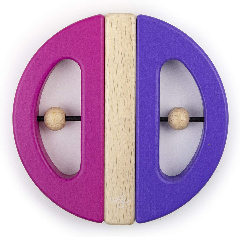 Tampa Mall Tegu Swivel Bug Magnetic Popular products Building Block Pink Set Purple