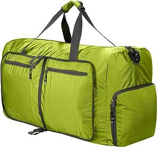 Sailnovo Reisetasche Groß Leichter Faltbare 85L Reisegepäck Duffel Taschen Weekender Übernachtung Taschen Reisetasche Sporttasche für Herren Damen Sport Reisen Gym Urlaub