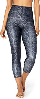 Core 10 Women's Printed High Waist Yoga 7/8 Crop Legging - 24""