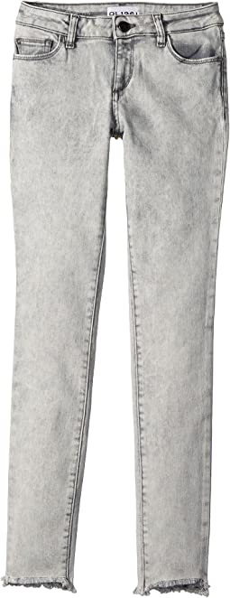 DL1961 Kids Chloe Skinny Acid Washed Jeans in Gemini (Big Kids)