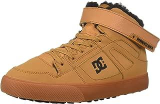 DC Kids' Pure High-top Wnt Ev Skate Shoe