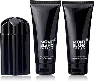 Montblanc Emblem Gift Set for Men (Pack of 3) 300ml