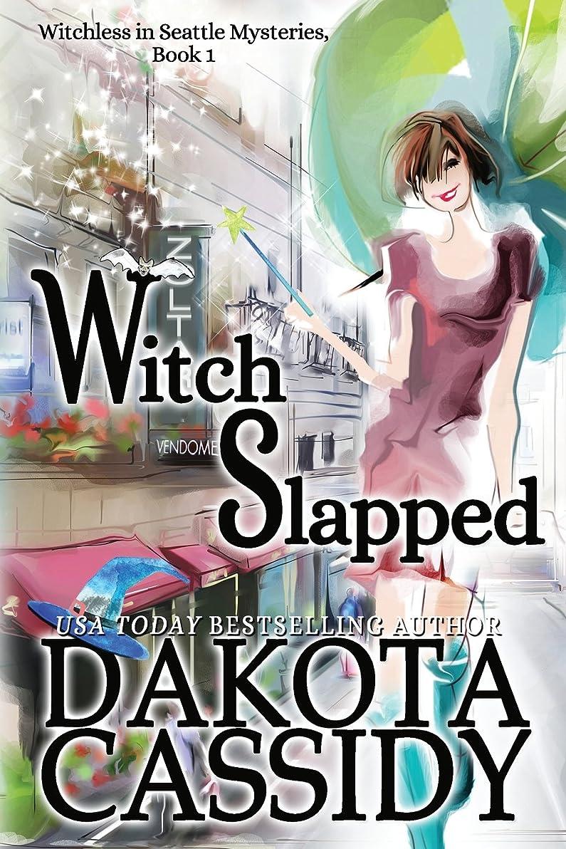 スクリューゴールド影響するWitch Slapped (Witchless in Seattle)