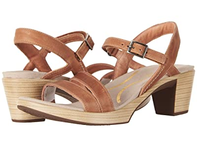 Naot Bounty (Latte Brown Leather) Women