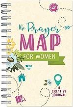 The Prayer Map for Women: A Creative Journal (Faith Maps)