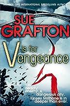 V is for Vengeance: A Kinsey Millhone Novel 22