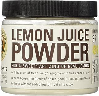 King Arthur Flour Lemon Juice Fruit Powder - 6 oz.