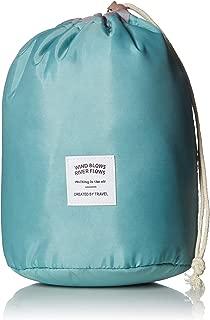 Tancendes Waterproof Travel Bag Makeup Bag Cosmetic Bag Travel Kit Organizer Bathroom Storage Cosmetic Bag Carry Case Toiletry Bag Multifunctional Bucket Toiletry Bag ¡