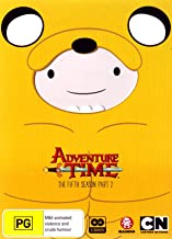 Adventure Time - Season 5 Part 2 Adventure Time with Finn & Jake Adventure Time - Complete Seasons One to Five