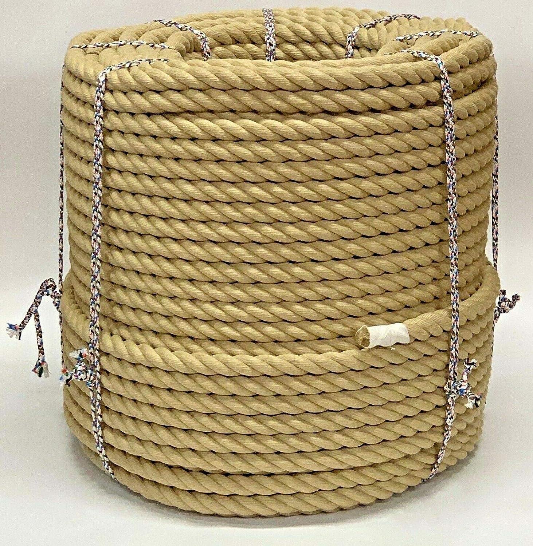 RopeServices UK Kunststoff-Seil für Terrassendielen, 24 mm, 90 90 90 m B07NDCP888  Abrechnungspreis e180a3