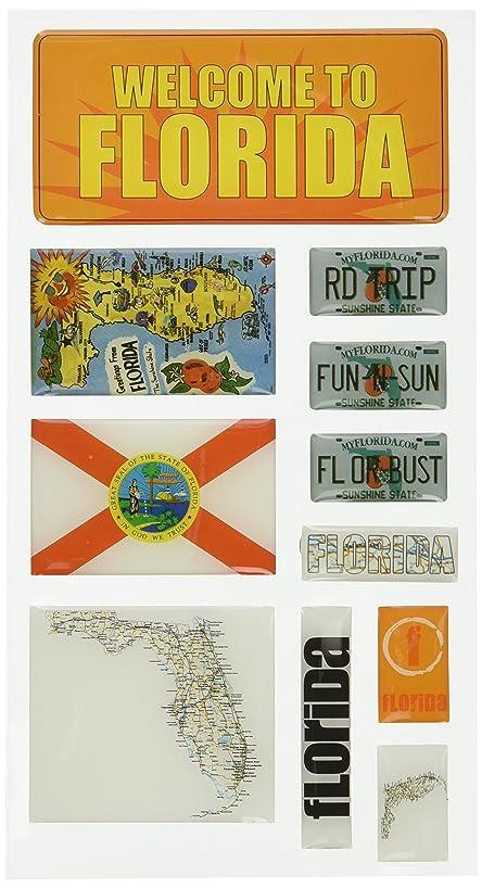 Reminisce Mini Maps, Florida